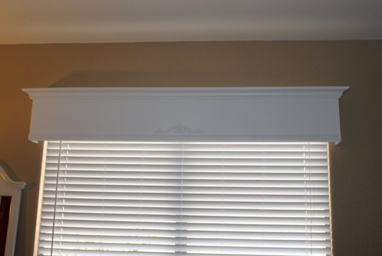 Wooden Cornice Board And Reuben S Room Reveal Being The