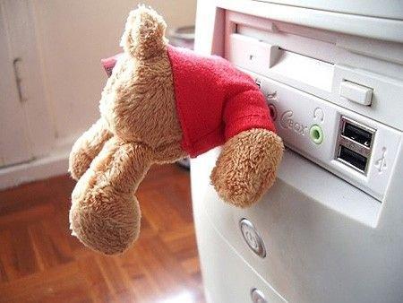 Cool USB Storage Design