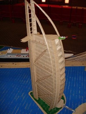 Great Architecture and Art using Toothpick