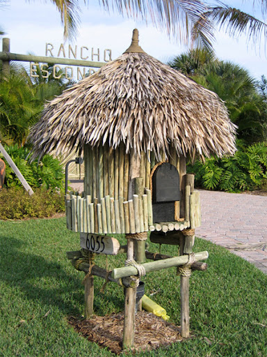 Funny and Unusual Mailboxes