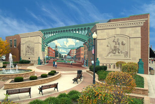 Amazing 3d murals or wall painting pictures for Amazing wall mural