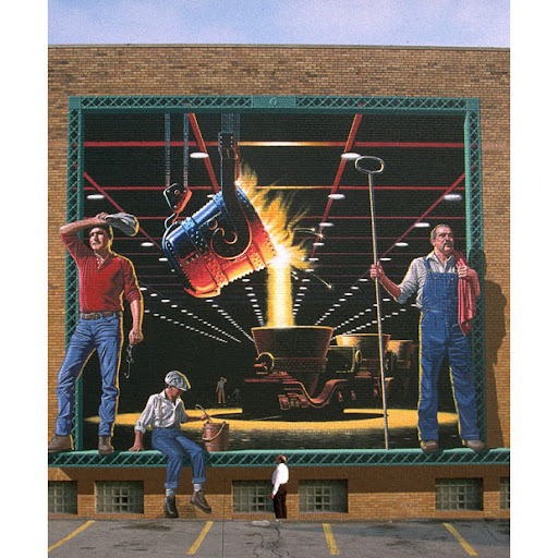 Amazing 3d murals or wall painting pictures for 3d mural painting