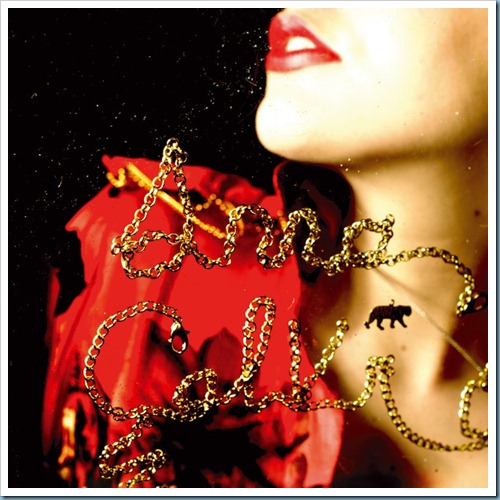 Anna Calvi - Anna Calvi %28Official Album Cover%29 Out January 25
