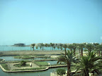 Residential complexes by the Red Sea