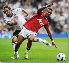 Fulham - Manchester United 2-2