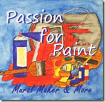 Paint Passion Button
