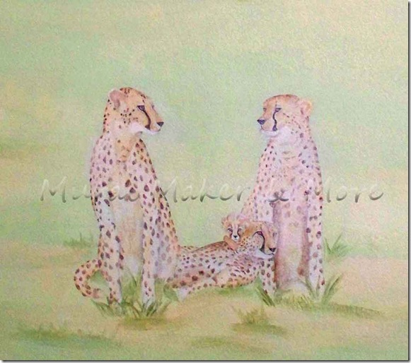 cheetah-mural-in-nursery