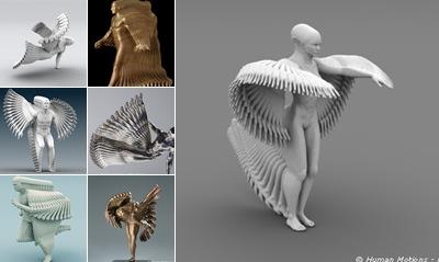 Exibir Esculturas de Peter Jansen
