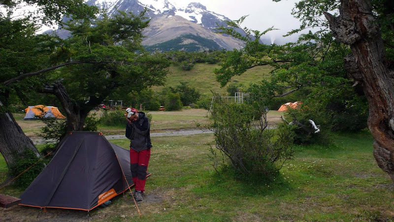 Photo of 12. Camping Las Torres - Paso Fronterizo Cancha Carrera