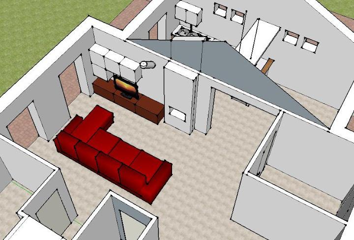 Forum Arredamento.it •Illuminazione soggiorno-cucina Help!!! (sogno ...