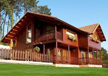 casas de madeira preços