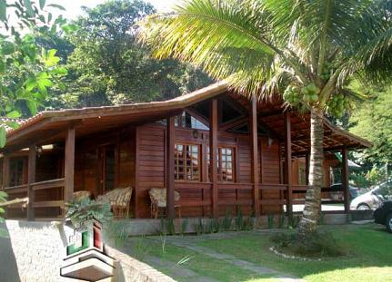 casas de madeira pre fabricadas