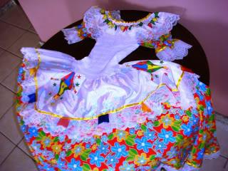 vestido de PRENDA GAUCHA