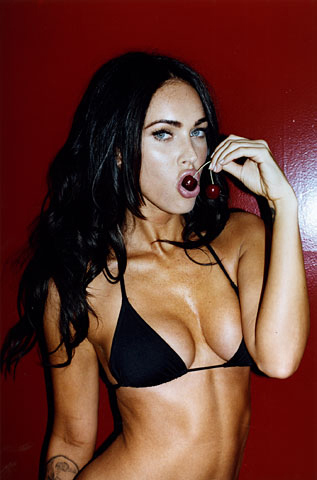 Megan Fox GQ October 2008