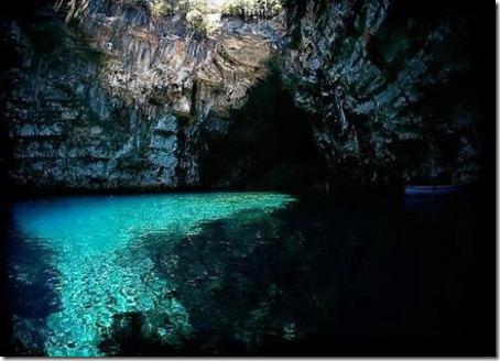 6.Mellisani Caves near Kefalonia