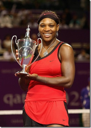 5. Serena Williams