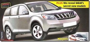 8.Mahindra W201 SUV