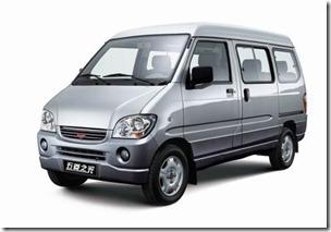 15.Chevrolet SAIC Wuling N200(Hongtu) MUV