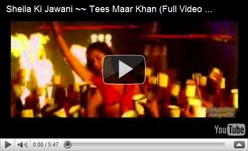 tees maar khan movie mp4 video song download