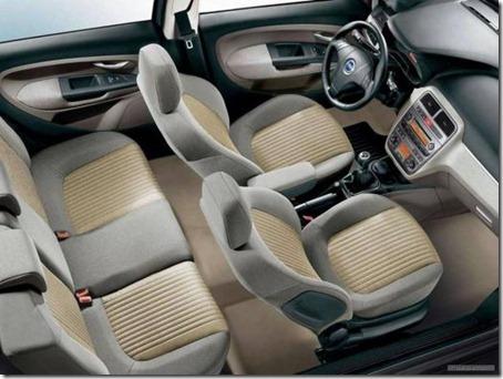 Volkswagen Vento Interiors
