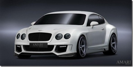 Bentley-GT-Evolution