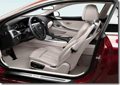 2012 BMW 6 Series Coupe 2