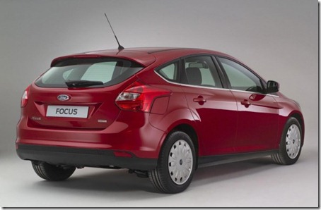 2012-Ford-Focus-ECOnetic-Rear