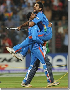 India Won The World Cup 2011 Pictures 2