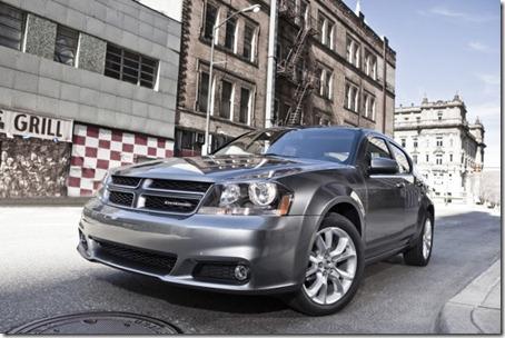 2012-Dodge-Avenger-RT-Front-Angle