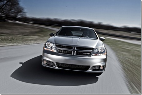 2012-Dodge-Avenger-RT-Front-View