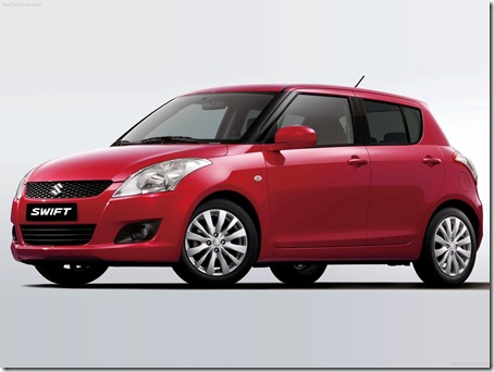 Maruti Swift 2011
