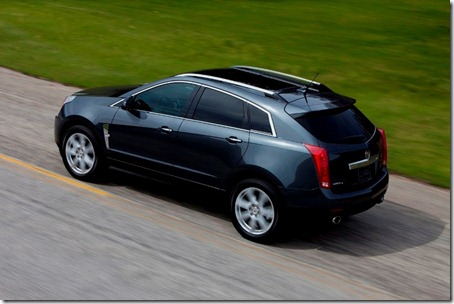 2011 Cadillac SRX