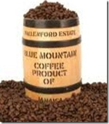 6. Blue Mountain Coffee, Wallenford Estate, Jamaica