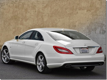 2012-Mercedes-Benz-CLS550-Rear-Side-View