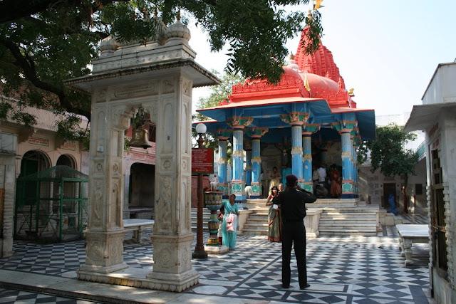 Brahma Temple at Pushkar,  Rajasthan