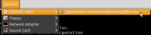 VMware Player 3