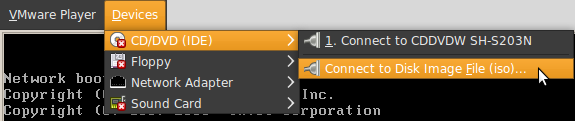 VMware Player 2