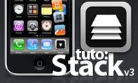 La fonction Stack sur votre Dock iPhone !