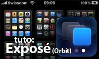 """TUTO : La fonction """"Exposé"""" (Orbit) sur votre iPhone !"""