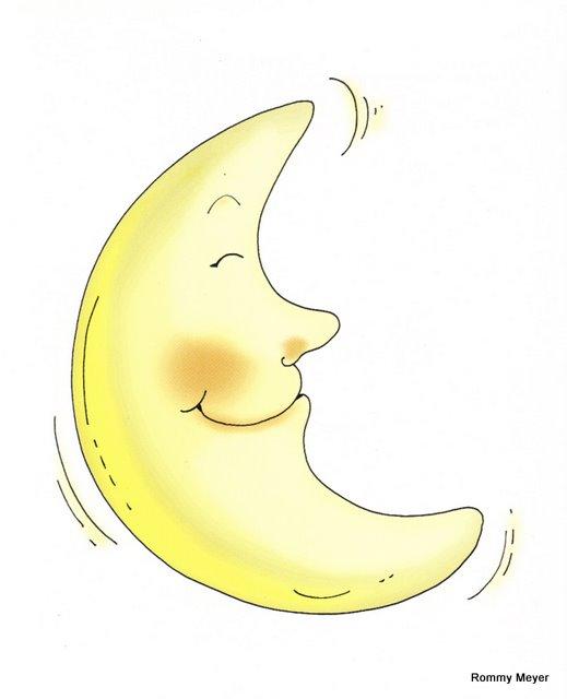 Aprender el tiempo admosferico para ni os - Dibujos de lunas infantiles ...