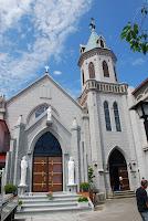 Hakodate, Kirche – 01-Aug-2009