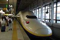 Shinkansen, cool sieht er aus. – 02-Aug-2009