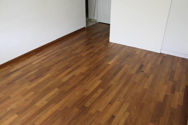 Floor wooden tiles for Parquet renovation