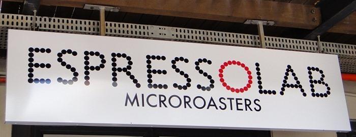 Espresso Lab 1