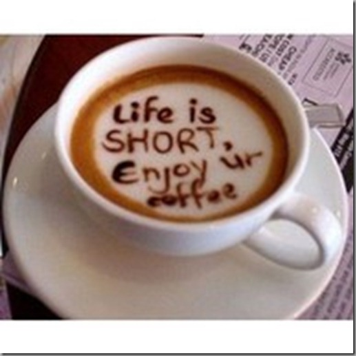 enjoy your coffee pinterest