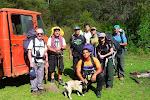 Itaguar%C3%A9+-+Marins+(9).jpg - Resgate e início da trilha para o Itaguaré