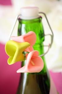 Table à desserts : du rose et des fleurs 10