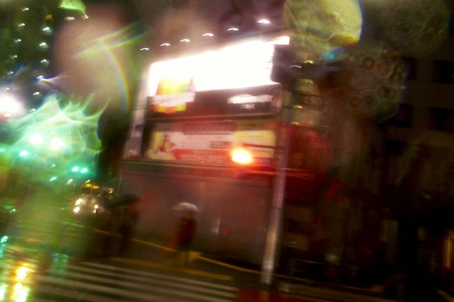 Shinjuku Mad - Ambience dissolving us apart (second take) 09