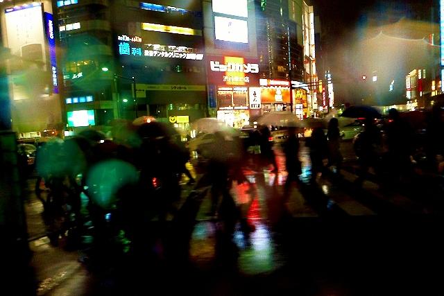 Shinjuku Mad - Ambience dissolving us apart 02