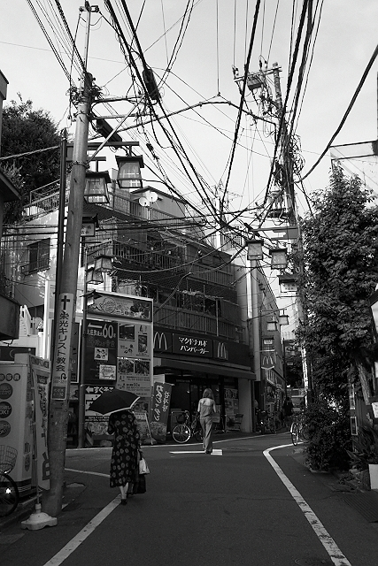 Shinjuku Mad - Birds fly faster than time 15